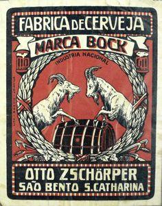 Tweet   Texto de propriedade do site: História resumida de algumas cervejarias antigas de São  Bento do Sul  Autor: Henry Henkels  A família...
