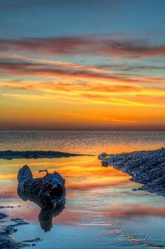 Beutuful sunset Lake Michigan!!!