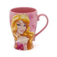 Consegui una taza de estas en el Disney outlet.