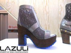 #Lazuli #Stork step #portugueseshoes #cork #summer 2014 #scarpeportoghesi #sughero #amanda marzolini, #blogeiraitaliana #thefashionamyblog #shoes trend
