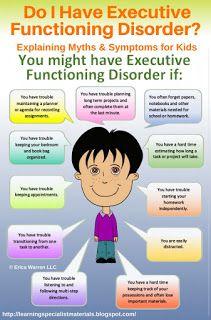 Executive Functioning Resource 1