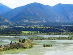 Columbia Valley Wetlands Mount Rainier, Columbia, Outdoors, Mountains, Nature, Travel, Outdoor, Naturaleza, Viajes