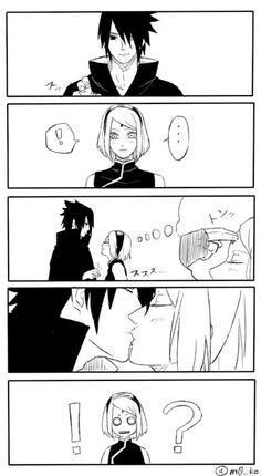 SasuSaku-Unexpected-Comic