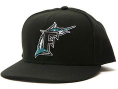 Florida Marlins - 2010  there are so many different versions of this same hat! great design and brand