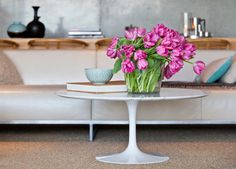 tulip table  desire to inspire - desiretoinspire.net