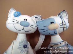 Hermosos gatitos