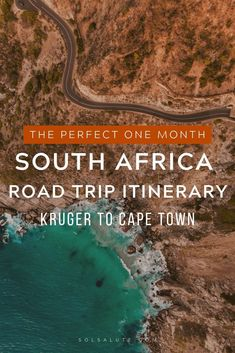 The perfect 30 days in South Africa itinerary for the most epic South African Road Trip, driving from Kruger National Park to Cape Town. Kruger National Park, National Parks, Africa Destinations, Travel Destinations, Travel Tips, Travel Ideas, Travel Advise, Travel Hacks, Usa Travel