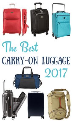 Best Carry On Luge 2018: Rated + Reviewed   Travel inspiration ...