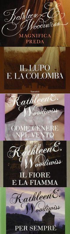 Cinque libri di Kathleen Woodiwiss che ancora non conoscete