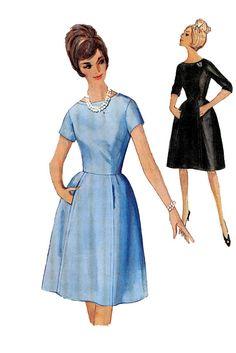 Vintage 1960s Simplicity 5197 Slightly by DesignRewindFashions, $25.00