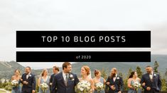 Top 10 wedding Blog posts of 2020 from GSquared Weddings Photography in Seattle and Snohomish. Seattle Wedding, Wedding Blog, Real Weddings, Bliss, Wedding Planning, The Past, Wedding Photography, Posts, Couples