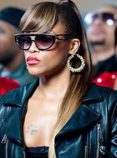 There's nothing like a ponytail and Eve's is hot!@essence.com