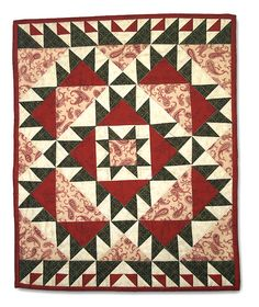 Fat Quarter Quilting - Fast & Fun! Pattern from Lori Smith | Flickr - Photo Sharing!