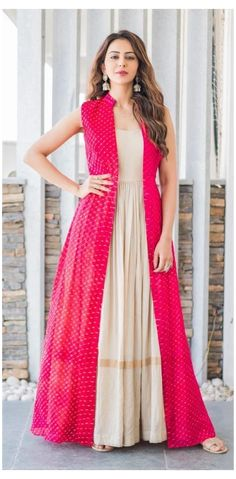 Indian Fashion Dresses, Indian Gowns Dresses, Dress Indian Style, Pakistani Dresses, Pakistani Lehenga, Stylish Dresses For Girls, Stylish Dress Designs, Designs For Dresses, Stylish Kurtis Design