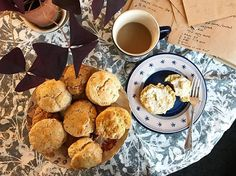 Chai and Orange Spiced Scones Chai, Scones, Vegetarian Recipes, Indian, Orange, Inspired, Cooking, Breakfast, Healthy