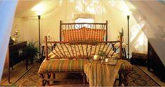 Glamour + Camping = Glamping  #Glamour #Camping #Tent #Style #Glamping