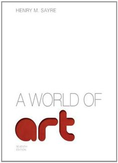 Pdf-5531. Ebook] a world of art 7th edition | best books resources.