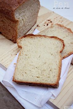 Chez Dashita: Pan de Molde con Leche de Arroz