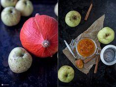 Kürbismarmelade mit Apfel und Ingwer selbermachen - kleine Geschenke aus der Küche