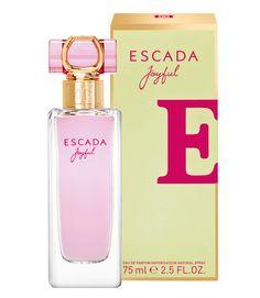 E' la supermodella Miranda Kerr a dare il volto al nuovo profumo di Escada. Una fragranza delicata, ricca di mix unici che regala ottimismo e #JoyfulMoments.http://www.sfilate.it/231086/escada-joyful-profumo-intenso-fatto-fiori-freschi-vellutati