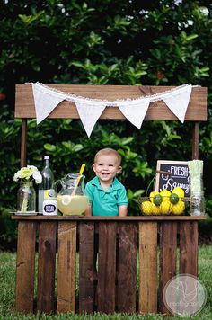 Lemonade Mini Session | Flickr - Photo Sharing!  Lemonade Stand | Mini Session | Child Photography | Ashleah Yust Photography
