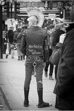Punk's Not Dead..... 