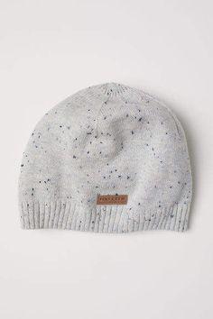 28e4fb6181e H M Fine-knit Hat - Gray Baby Supplies