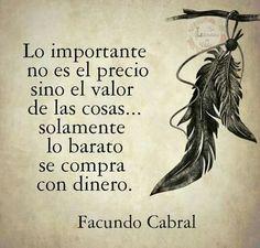 Lo importante...