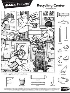 Besides being fun, hidden pictures can help improve a child's observation skills and attention to detail. Whether you're looking for printable hidden pictures or . Hidden Object Puzzles, Hidden Picture Puzzles, Hidden Objects, Adult Coloring, Coloring Books, Coloring Pages, Puzzles For Kids, Activities For Kids, Hidden Pictures Printables