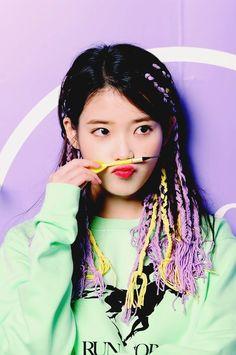 IU #BBIBBI Korean Star, Korean Girl, Asian Girl, Girl Photo Poses, Girl Poses, Korean Actresses, Korean Actors, Snsd Yuri, Hair