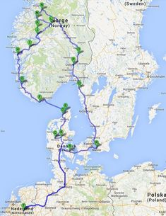 25 Ideas Travel Tips Road Trip Packing Ideas For 2019 – Best Europe Destinations Road Trip Map, Road Trip Packing, Road Trip Europe, Road Trip Hacks, Travel Packing, Travel Tips, Travel Ideas, Norway Roadtrip, Norway Travel