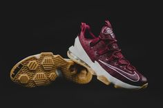 "Nike LeBron 13 Low ""Team Red/Gum"" (Detailed Pictuers) - EU Kicks: Sneaker Magazine"