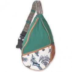 870-489 Kavu Women's Paxton Pack Rope Bag - Snow Timber www.bootbay.com