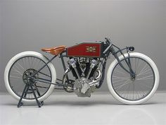 1919 Excelsior by loudpop, via Flickr