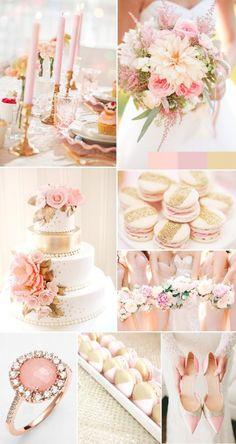 Il Quarzo Rosa è il colore di tendenza dei Matrimoni 2016Wedding Planner Roma