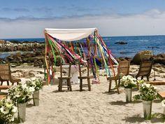Altar Altar, Beach, Flowers, The Beach, Beaches