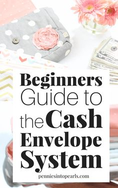 Beginners Guide to Starting the Cash Envelope System Start a budget today fast and easy without complicated paperwork. Use this simple guide to the cash envelope system and find your financial freedom today! Budget Envelopes, Cash Envelopes, Budget Binder, Monthly Budget, Budget Tracking, Monthly Expenses, Budgeting Finances, Budgeting Tips, Cash Envelope System