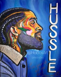 Items similar to Nipsey Hussle Colorful Wall Art on Etsy Rapper Art, Colorful Wall Art, African American Art, Wall Colors, Colorful Backgrounds, Art Drawings, Art Projects, Poster Prints, My Arts