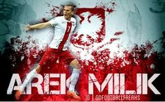Arek Milik wallpaper