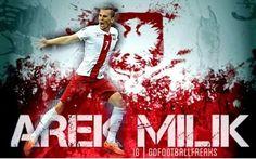 Arek Milik wallpaper