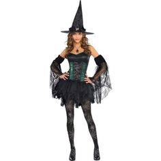 Halloween Witch Costumes for Women - Sexy Witch Costume Ideas Vampire Costume Women, Witches Costumes For Women, Vampire Costumes, Fairy Halloween Costumes, Witch Costumes, Halloween Kostüm, Scary Witch, Fantasias Halloween, Partys