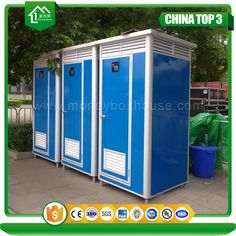 Single stall portable loos Portable toilets for sale