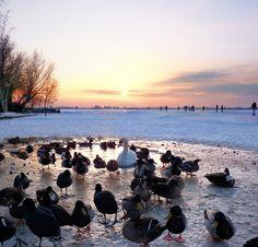 Soms is het koud buiten maar met vele wel warm van binnen.