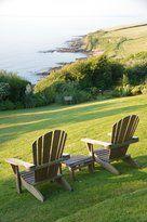 Bilderesultat for driftwood hotel cornwall england Devon And Cornwall, Cornwall England, Driftwood Hotel, Outdoor Chairs, Outdoor Furniture, Outdoor Decor, Hotel Reviews, Travel Style, Trip Advisor