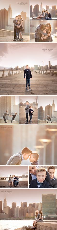 nyc family photographer gantry plaza park