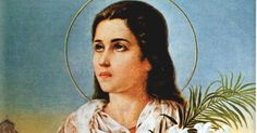Saint Maria Goretti (1890-1902) was the daughter of a poor Italian tenant farmer. At not quite 12 years old she was assaulted and stabbed repeatedly by her neighbor. On her death bed she forgave her murderer. 45 years later at her canonization, her repentent killer who experienced visions of ...