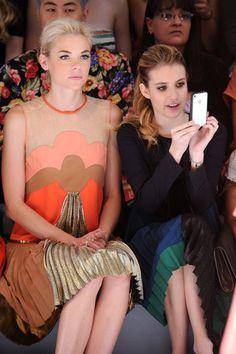 NY S/S 2012 Fashion Week