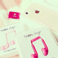 Earphones ♡