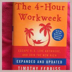 Homework   #4hourworkweek #TimothyFerris #inspiration #letsread Kijk voor meer info op www.heleenklop.nl