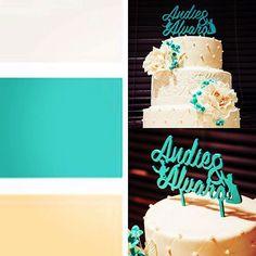 Weeding cake toppers: Modelos personalizados por LETRASSIMBOLOSYMAS
